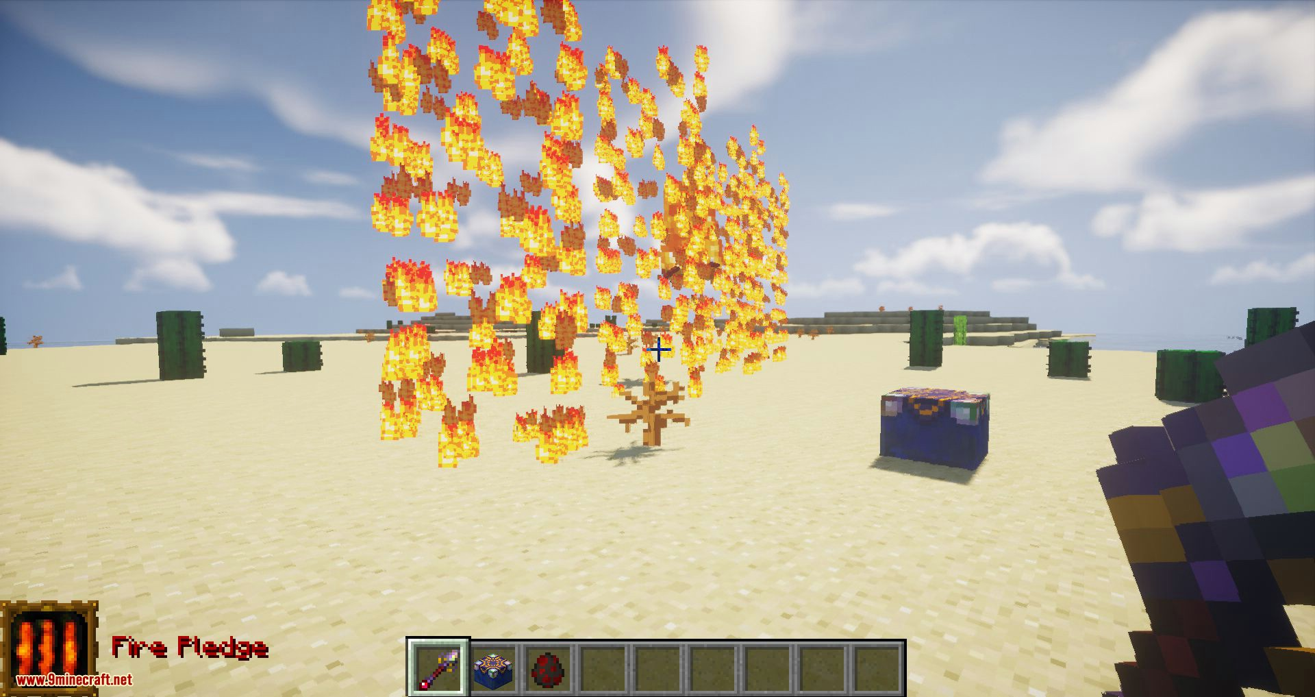 Arcane Essentials mod for minecraft 08