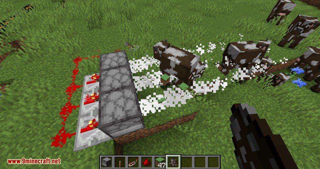 Better Utilities mod for minecraft 10