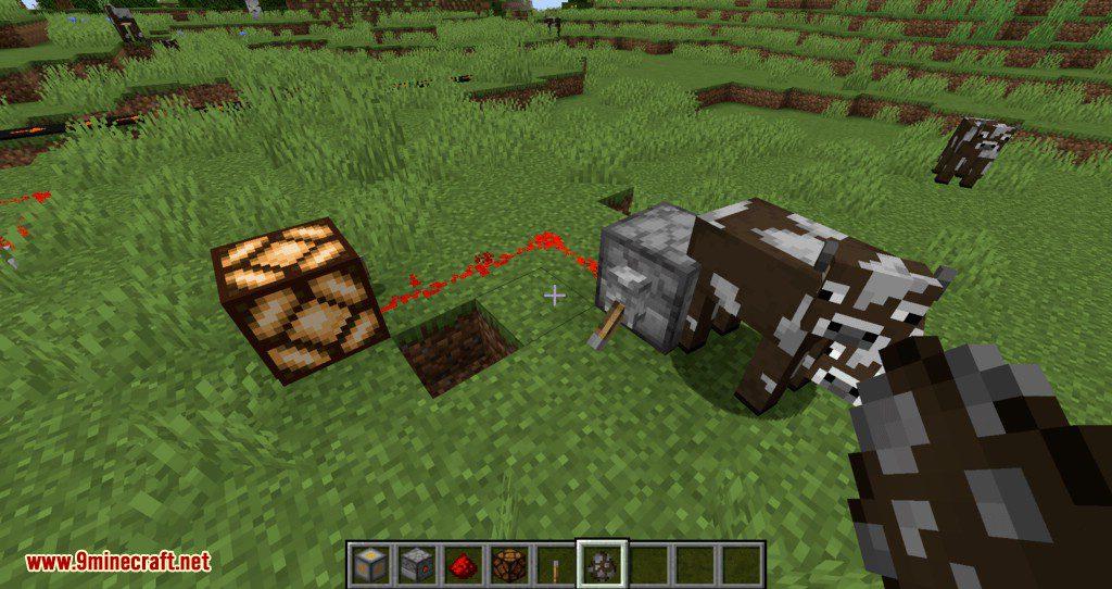Better Utilities mod for minecraft 15