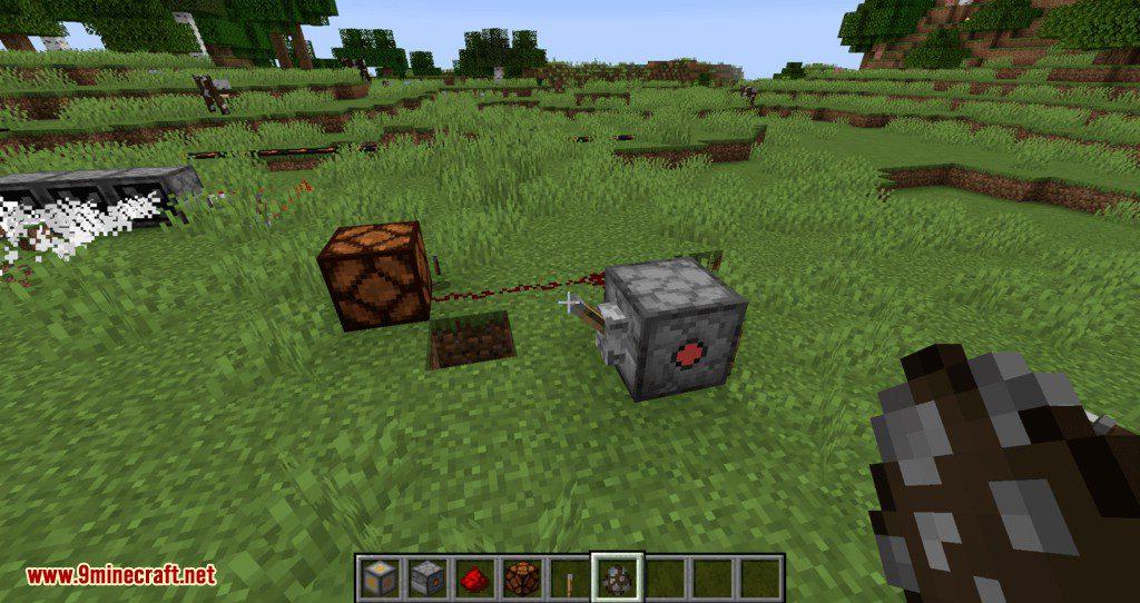 Better Utilities mod for minecraft 16