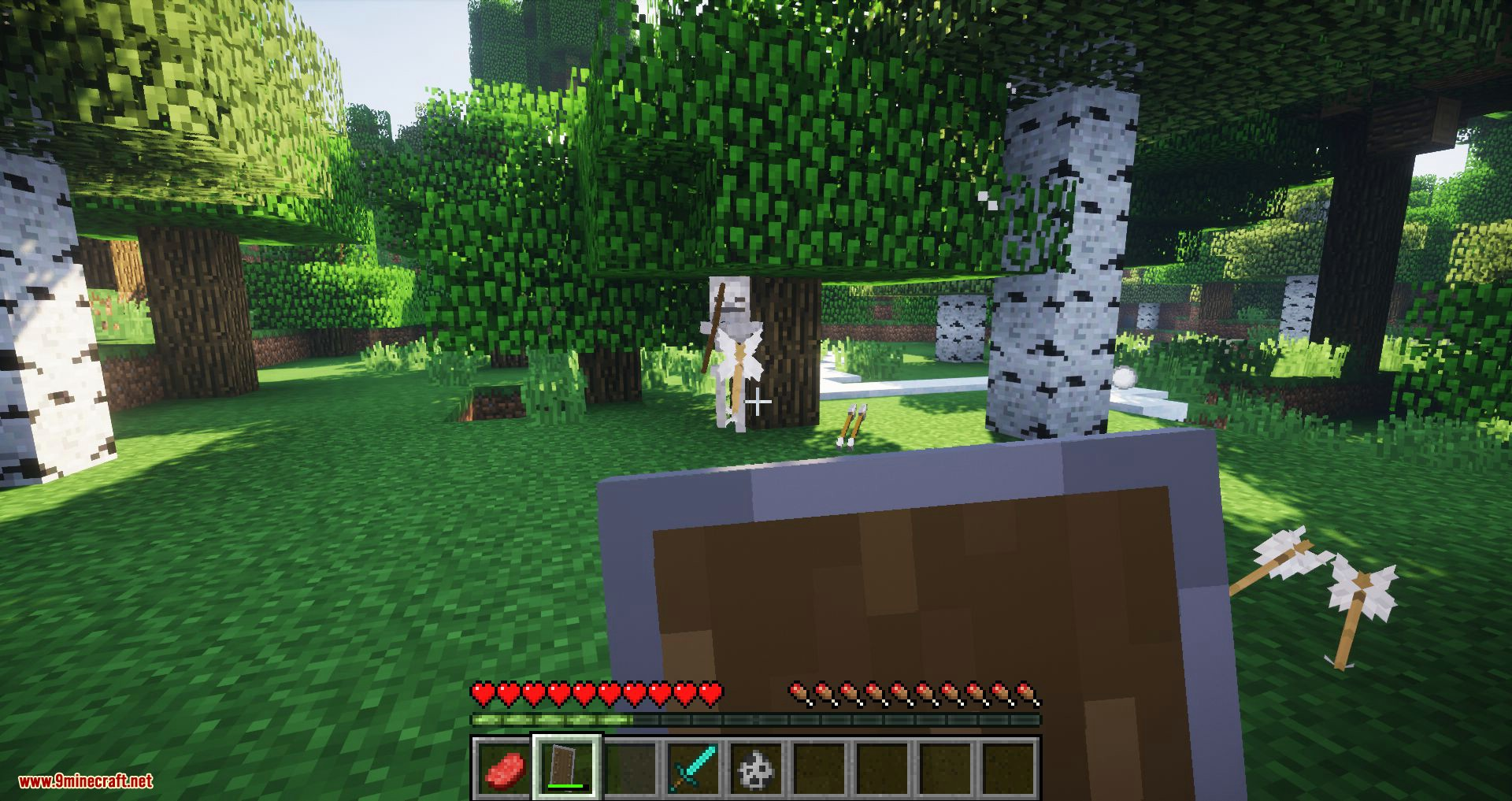 Combat Refined mod for minecraft 03