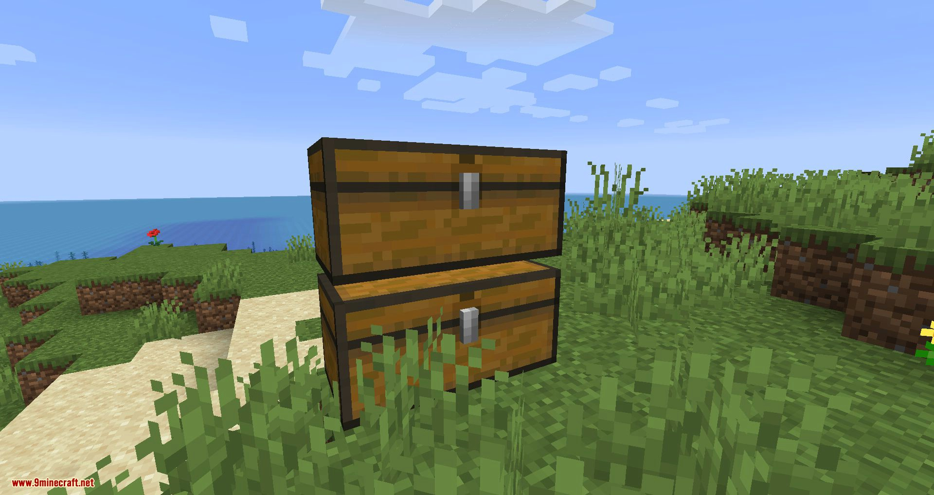 Cursed Chest mod for minecraft 02