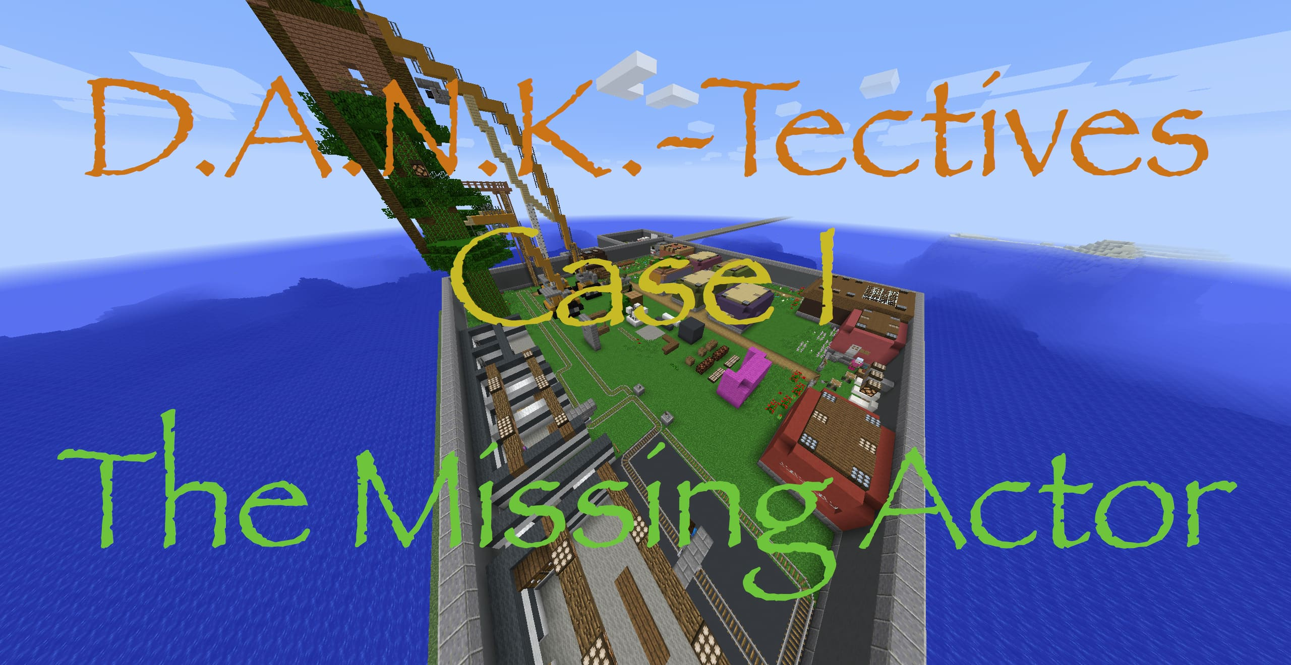 DANK-Tectives Case 1: The Missing Actor Map Thumbnail