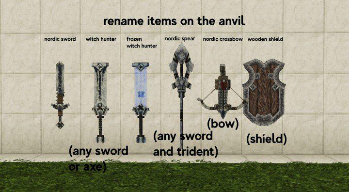 Dark Arsenal Resource Pack Screenshots 1