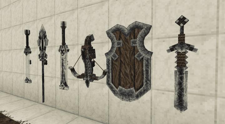 Dark Arsenal Resource Pack Screenshots 4