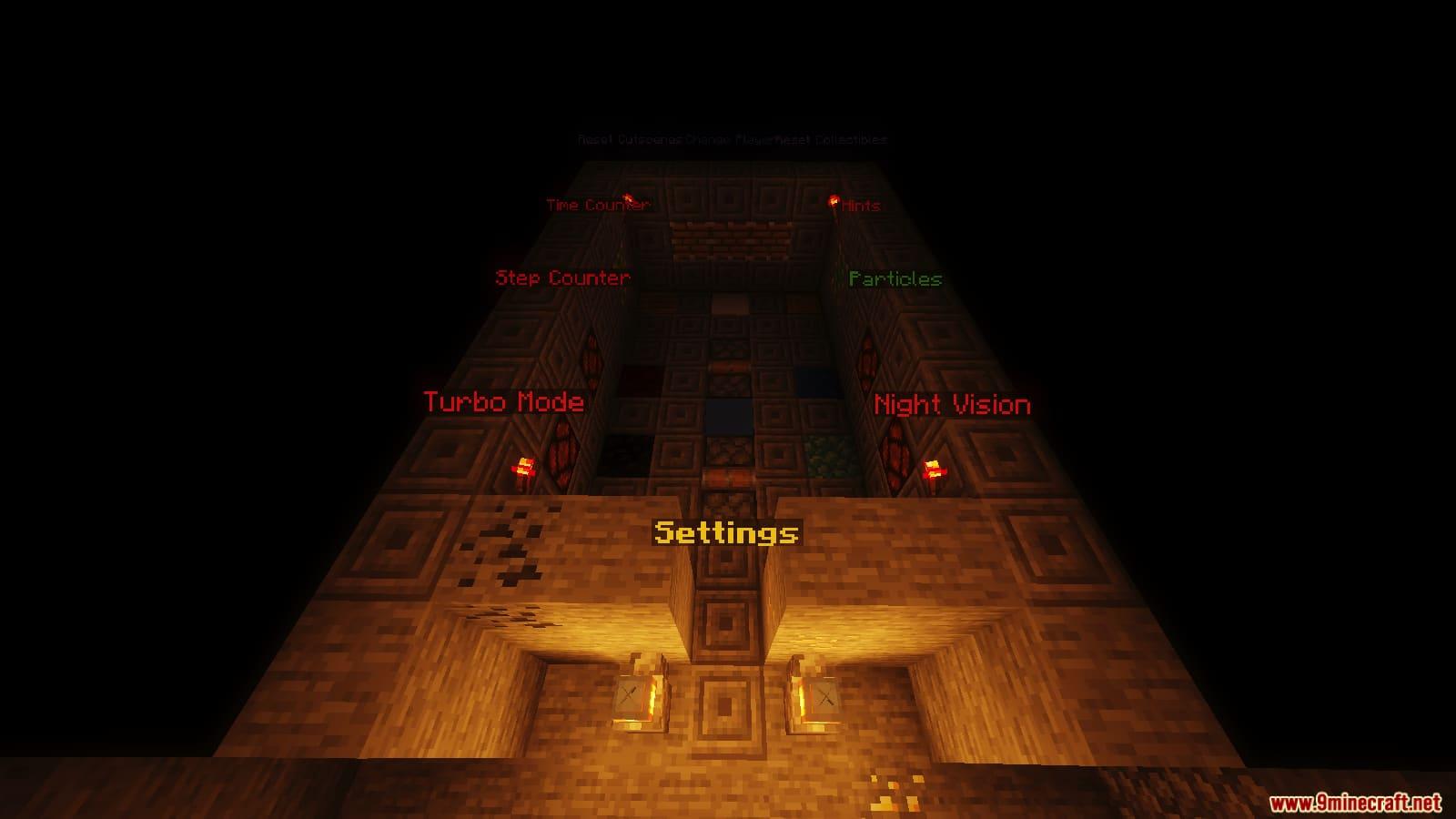 Emerald Chamber Map Screenshots 1