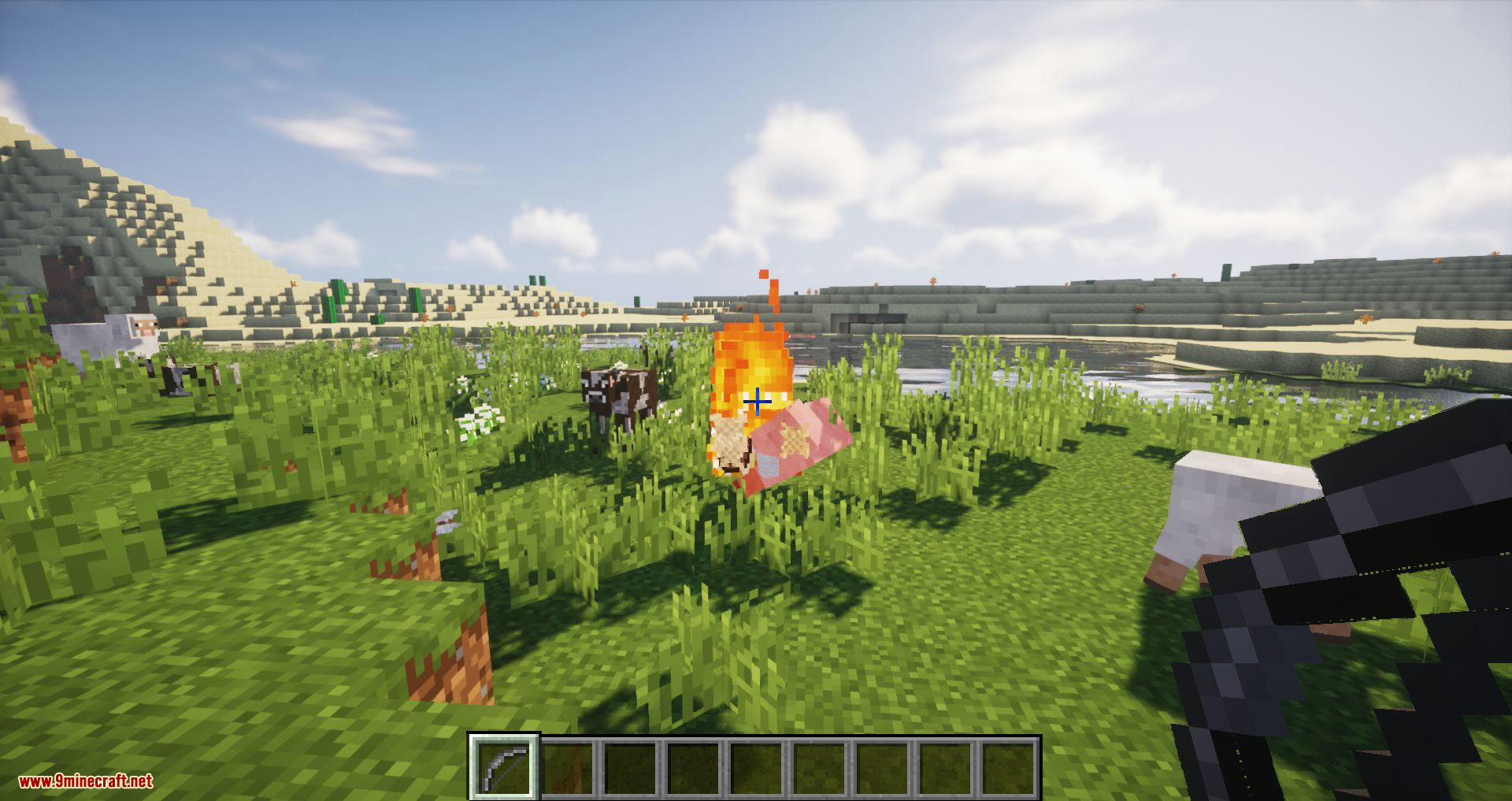 Extra Bows mod for minecraft 06