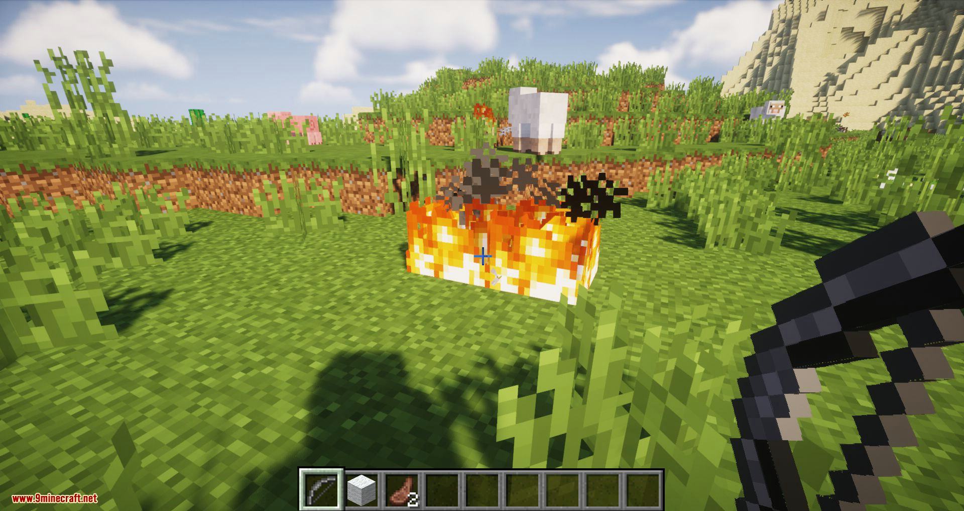 Extra Bows mod for minecraft 07