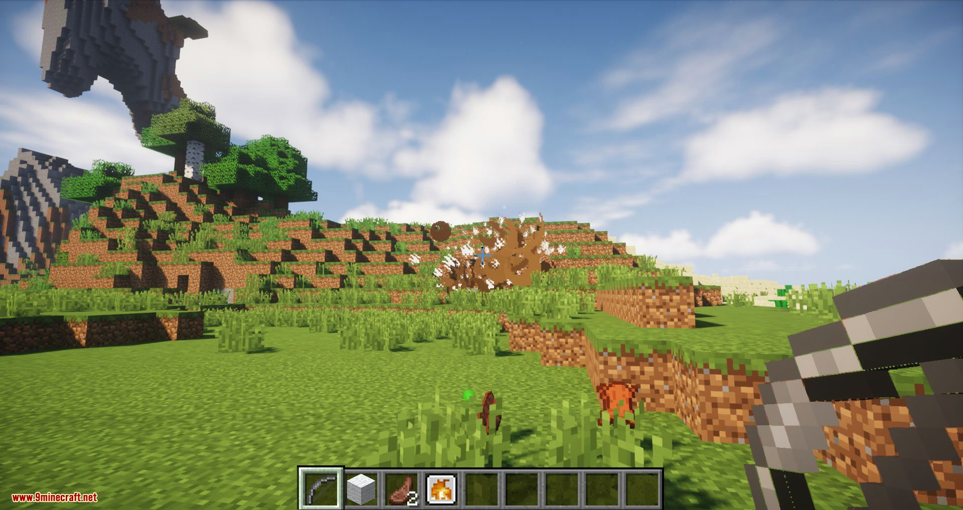 Extra Bows mod for minecraft 10