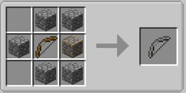 Extra Bows mod for minecraft 27
