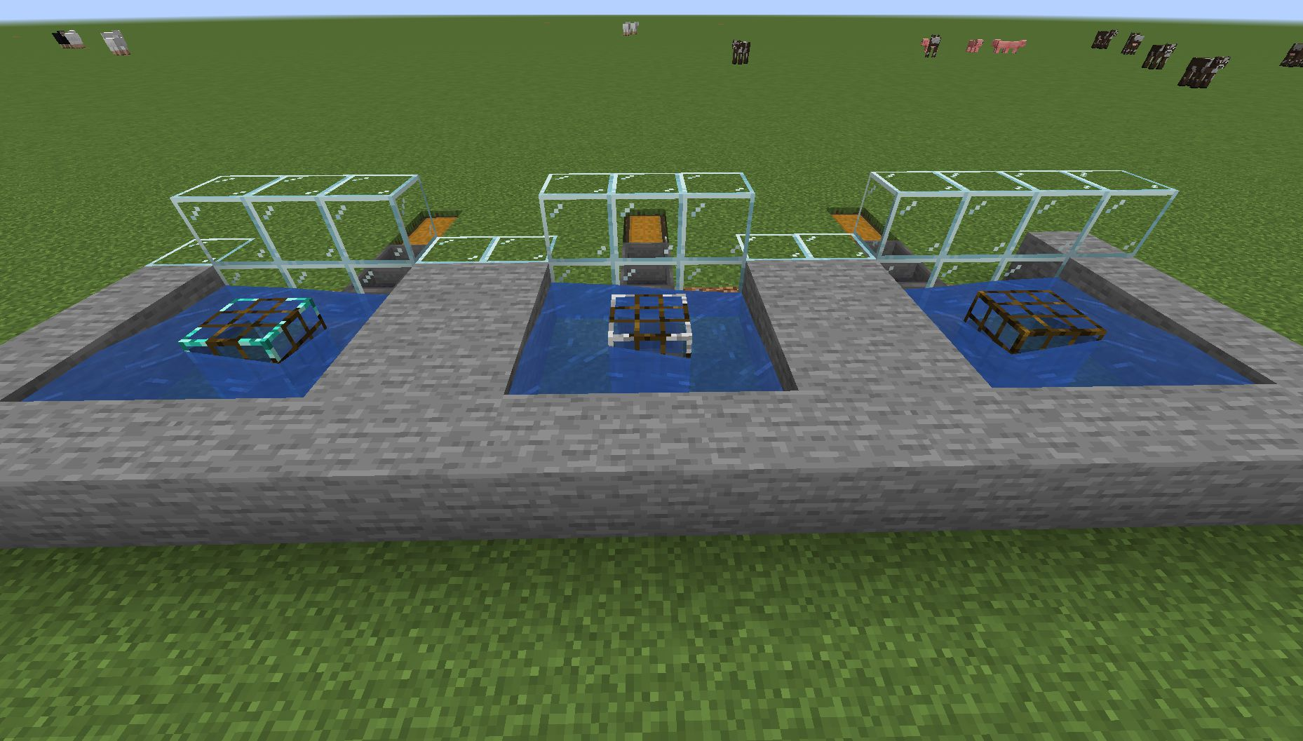 Fish Traps mod for minecraft 21