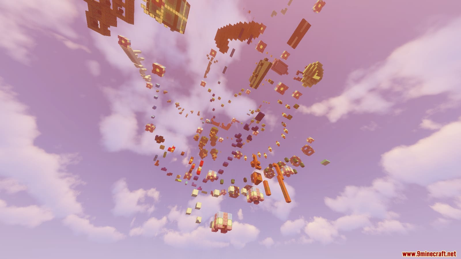 Freaky Parkour Map Screenshots 1