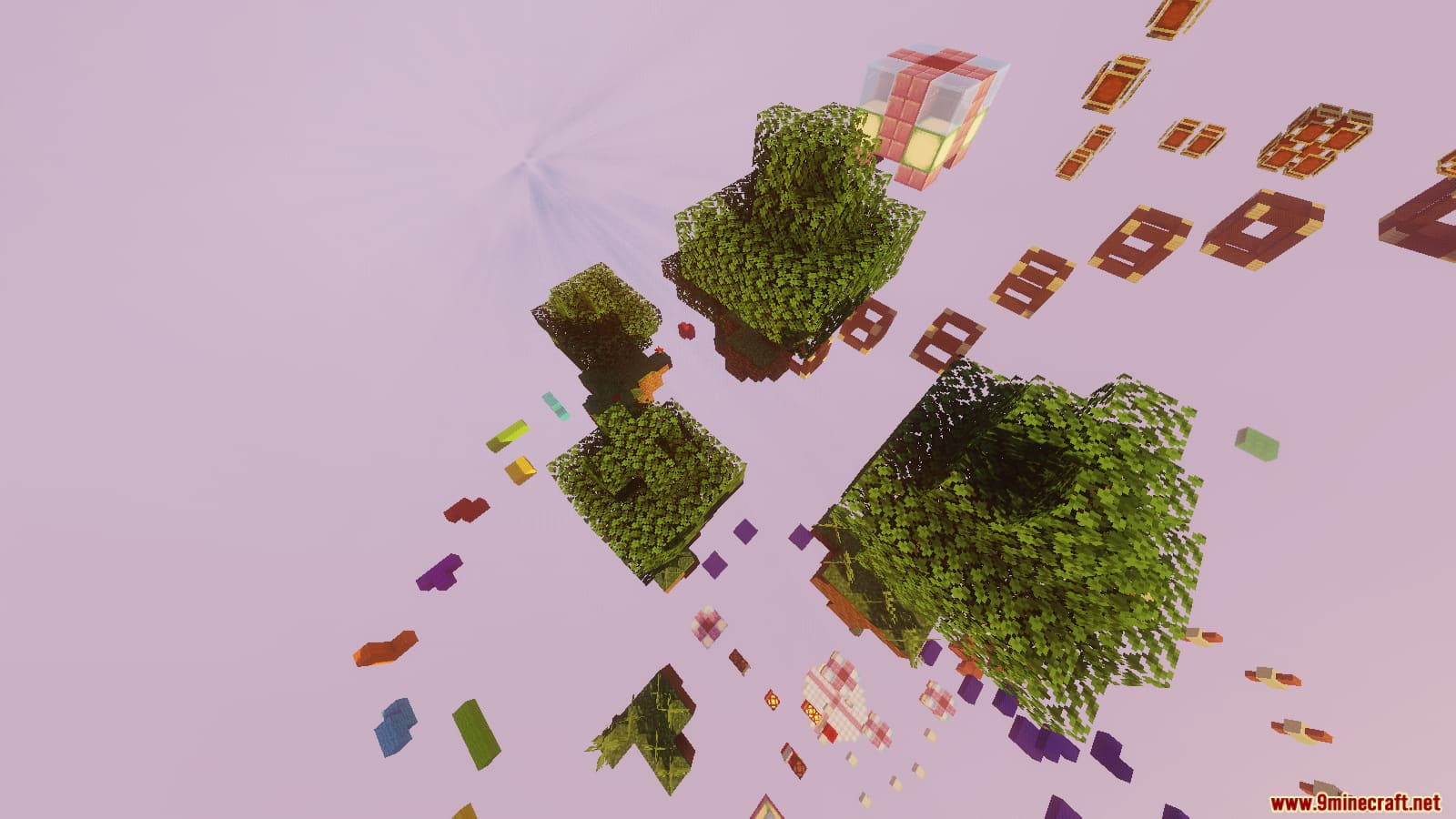 Freaky Parkour Map Screenshots 10