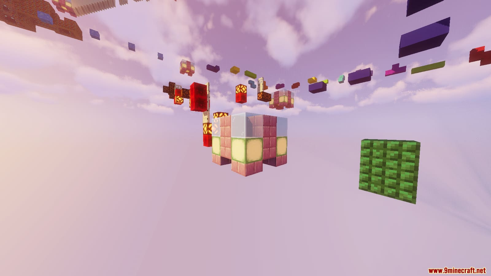 Freaky Parkour Map Screenshots 2