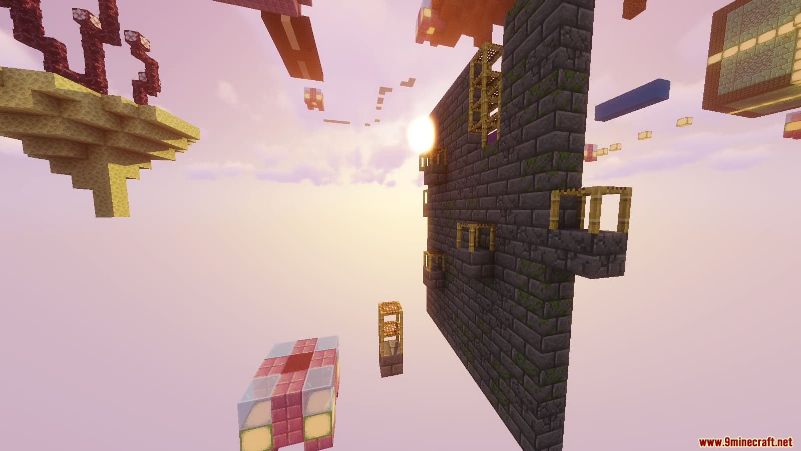 Freaky Parkour Map Screenshots 4