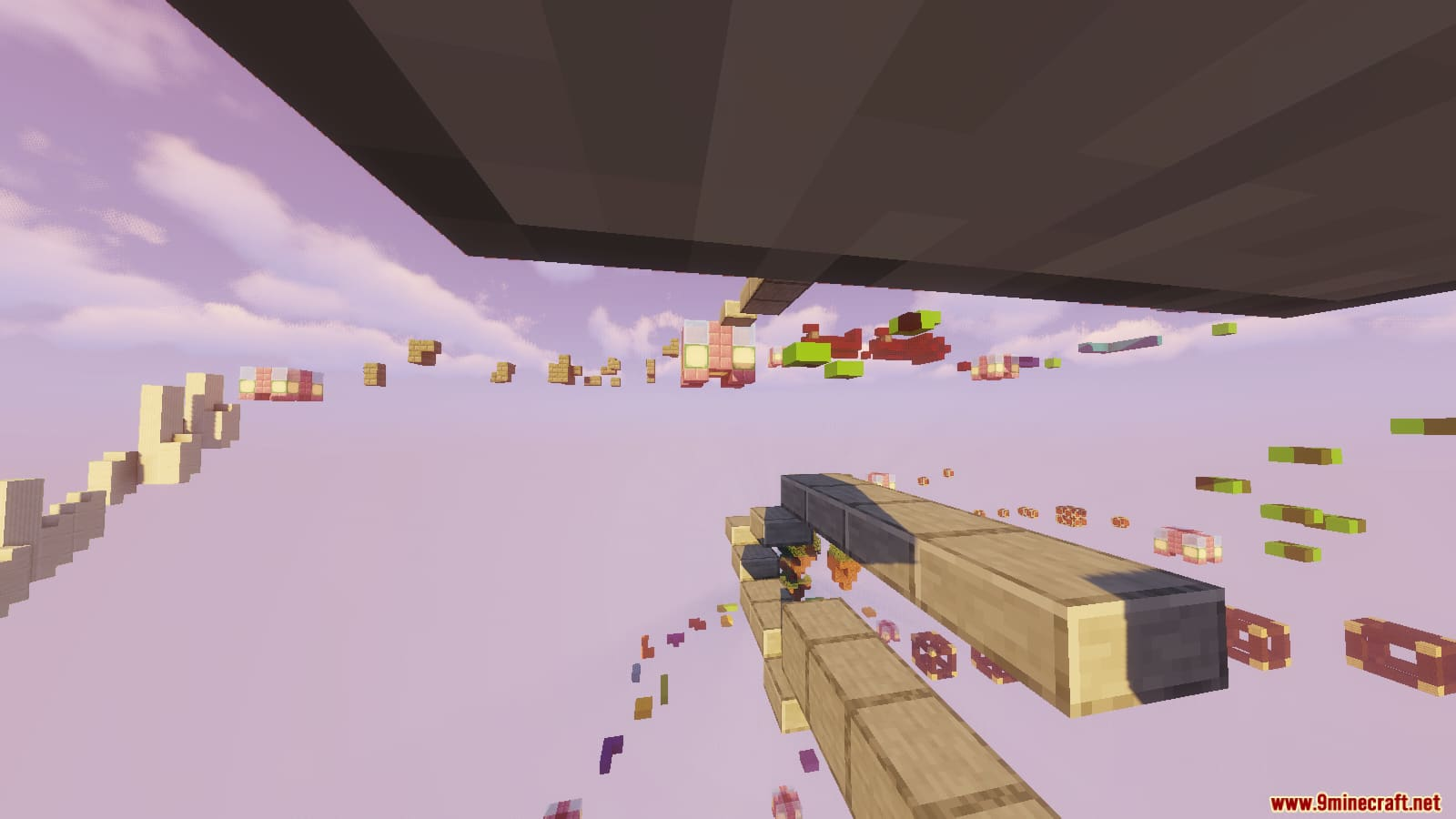 Freaky Parkour Map Screenshots 6