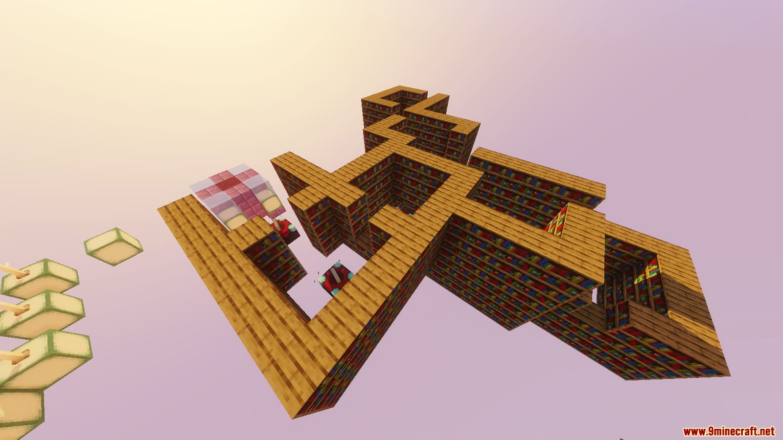 Freaky Parkour Map Screenshots 8