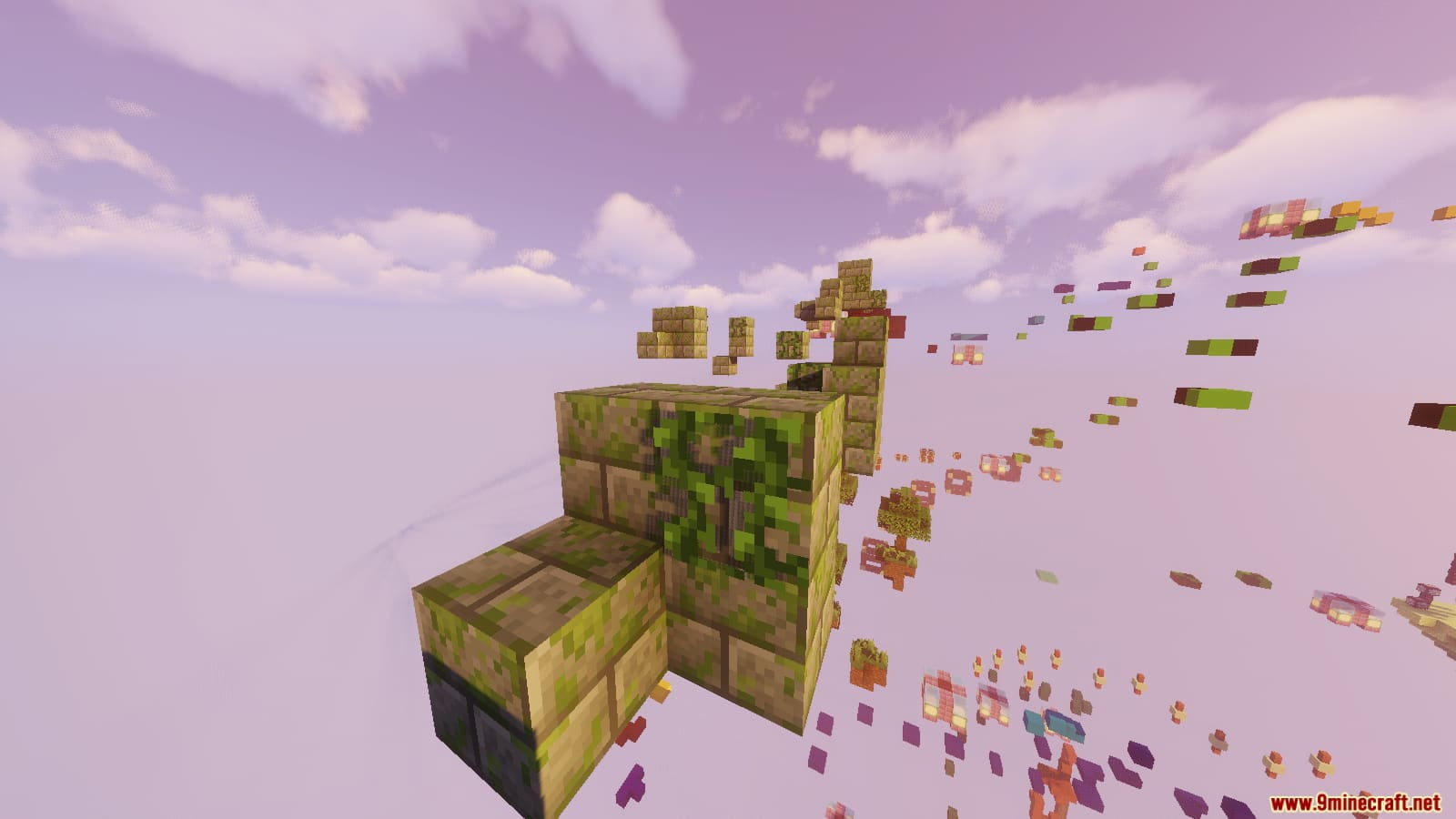 Freaky Parkour Map Screenshots 9