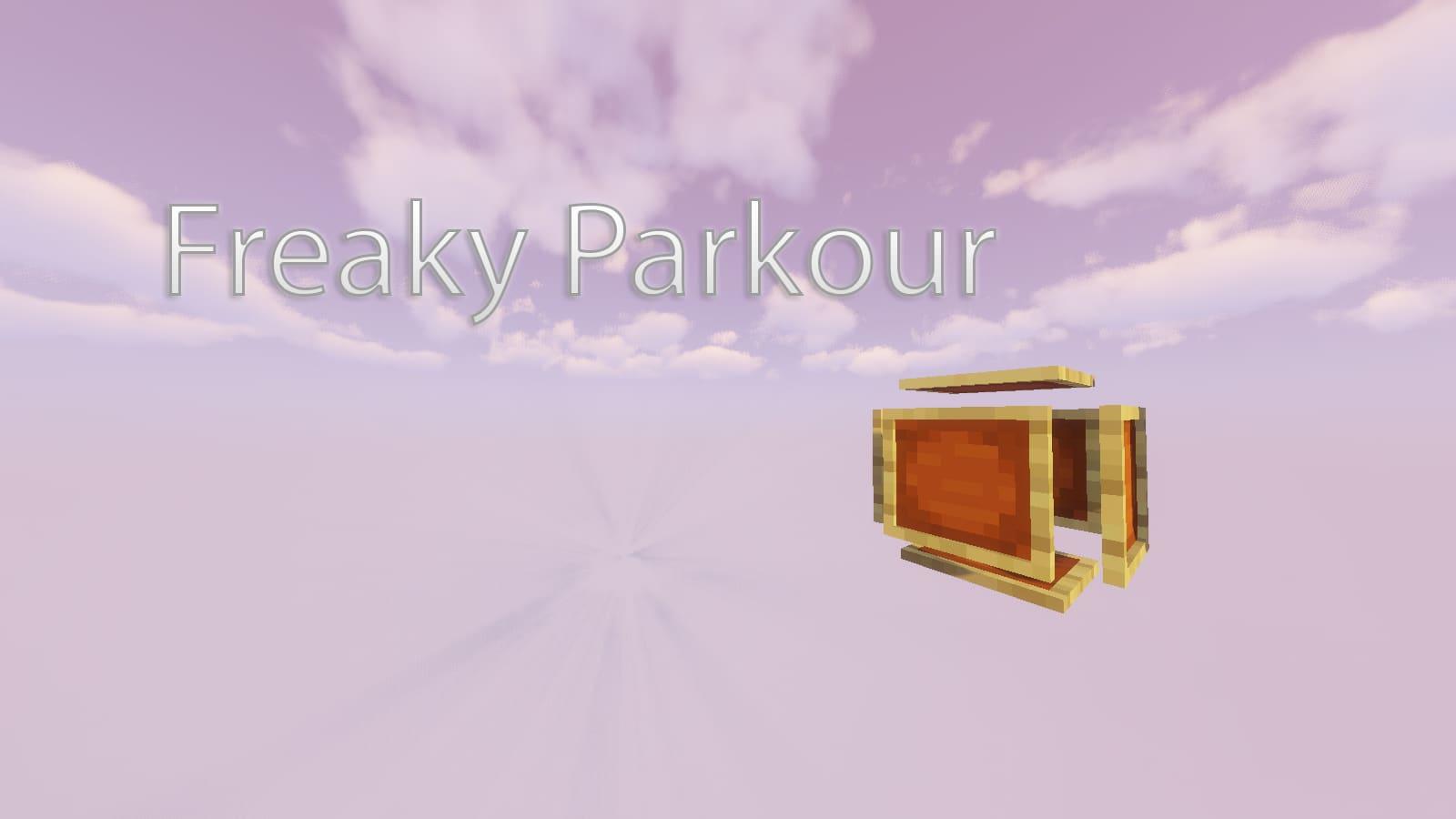 Freaky Parkour Map Thumbnail