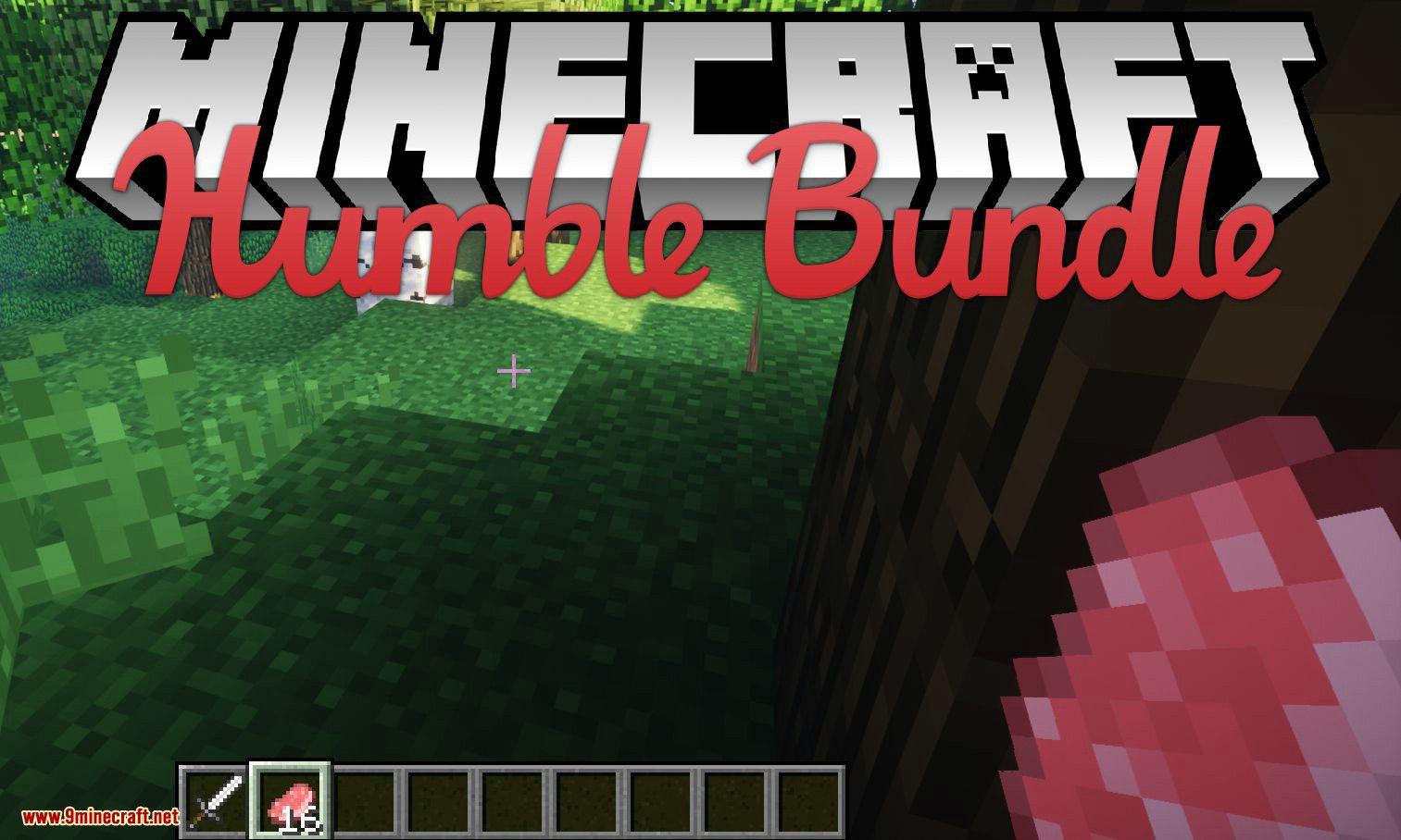 Humble Bundle mod for minecraft logo