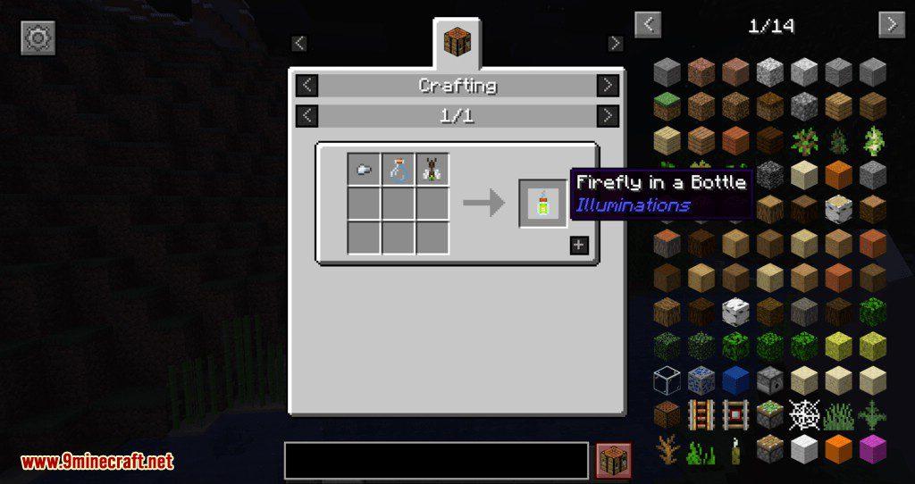 Illuminations mod for minecraft 10
