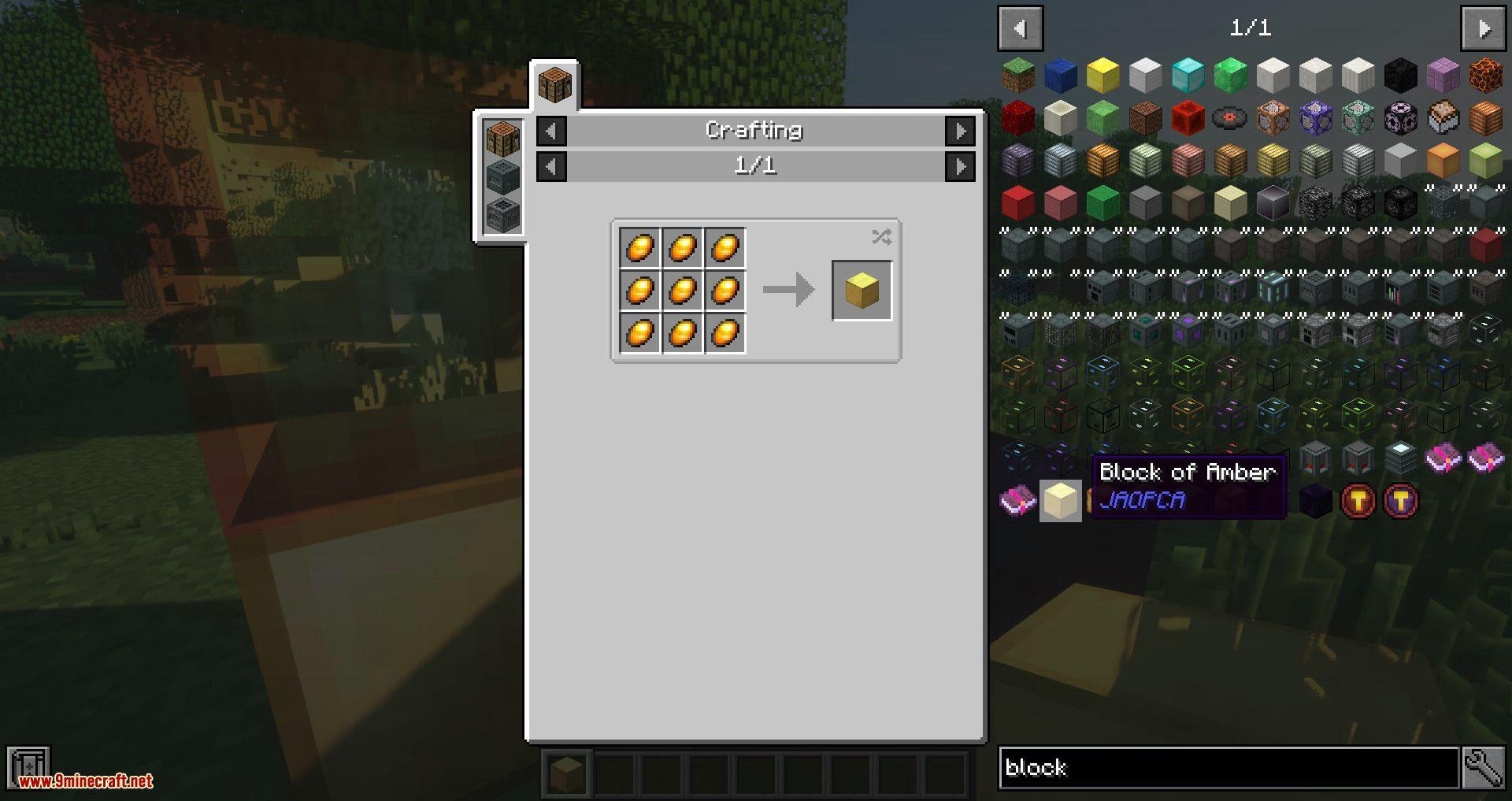JAOPCA mod for minecraft 05