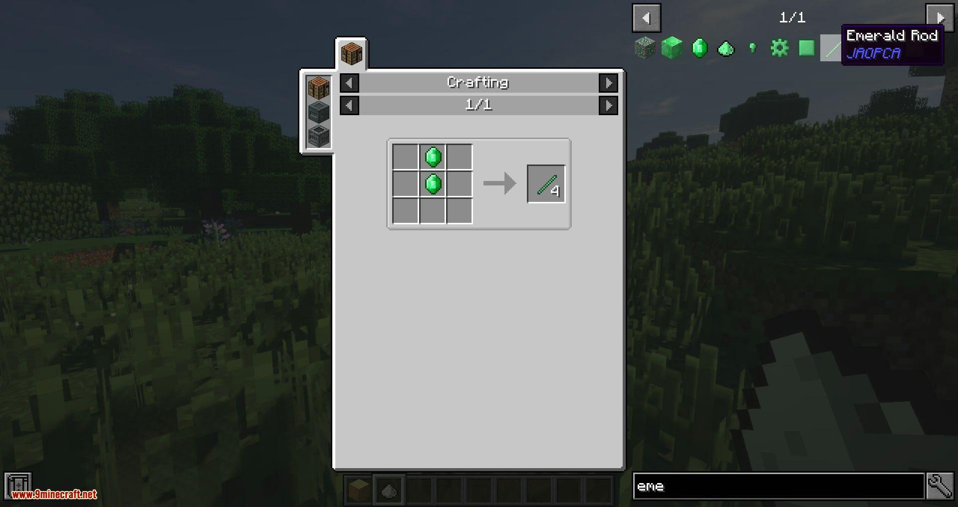 JAOPCA mod for minecraft 09