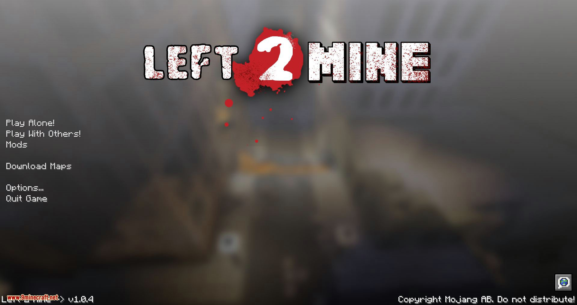 Left 2 Mine Mod 1 12 2 (Left 4 Dead Style in Minecraft