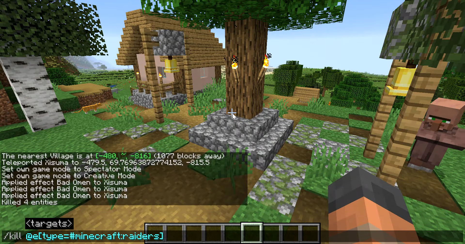Minecraft 1.14.3 Pre-Release 1 Screenshots 1
