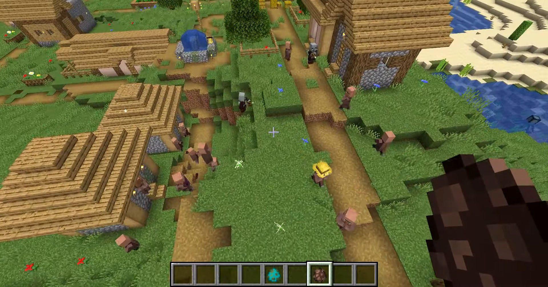 Minecraft 1.14.3 Pre-Release 1 Screenshots 14