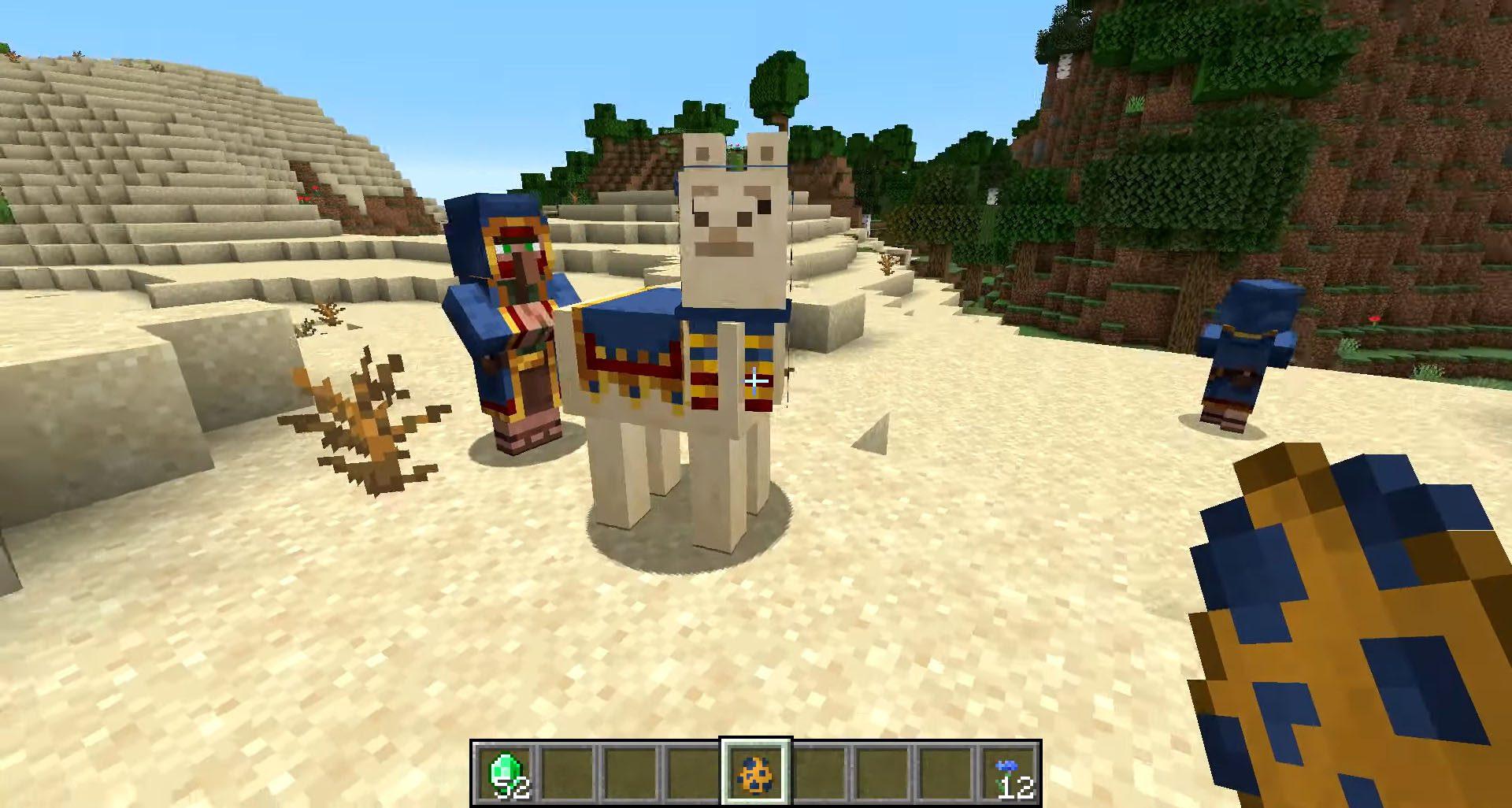 Minecraft 1.14.3 Pre-Release 1 Screenshots 6