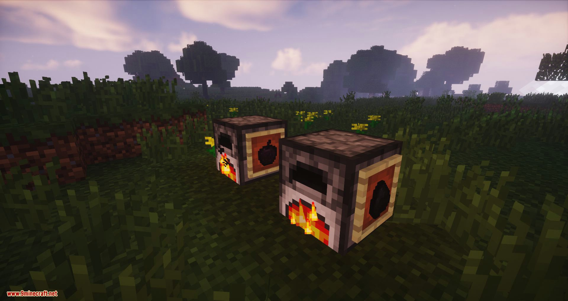 More Charcoal mod for minecraft 05