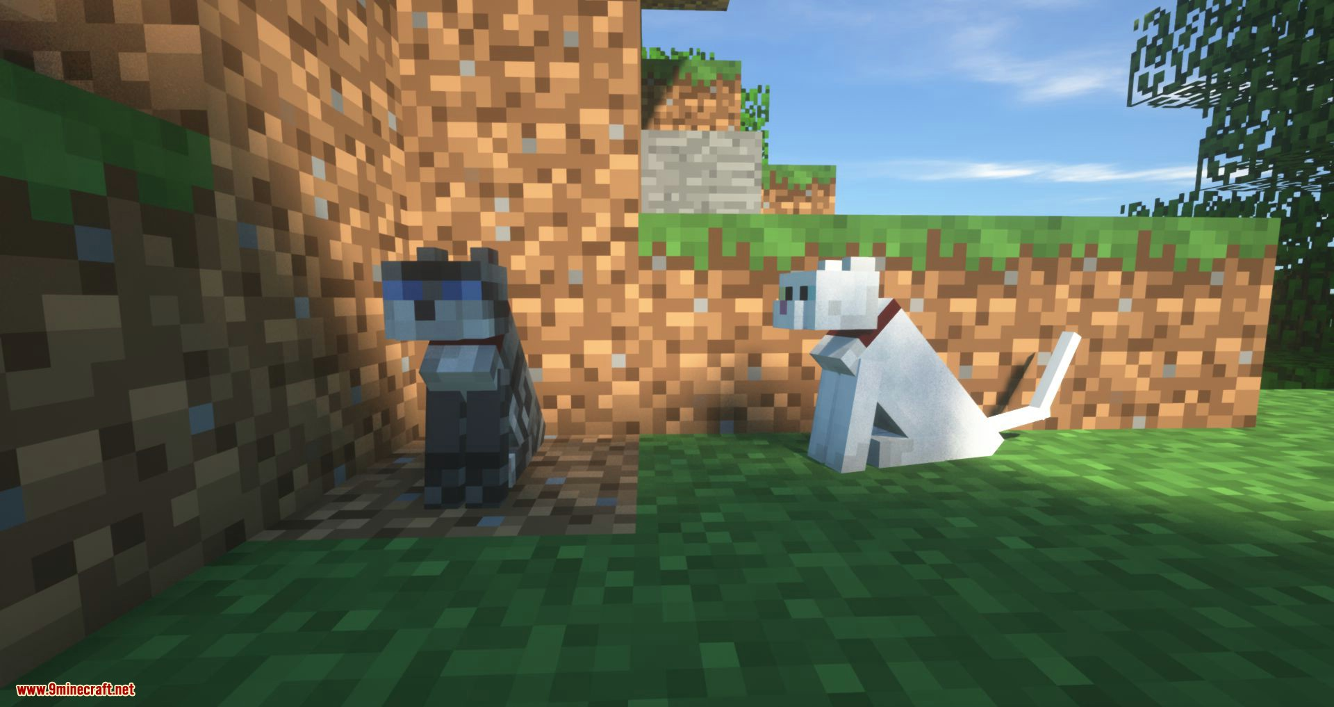 Not Enough Cats mod for minecraft 05