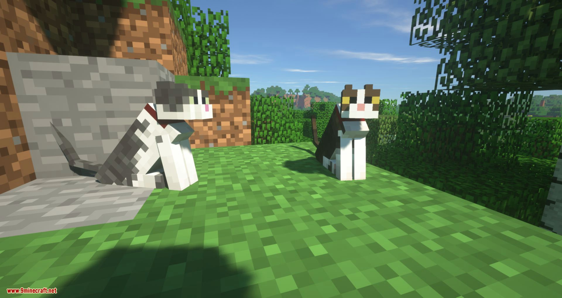 Not Enough Cats mod for minecraft 06