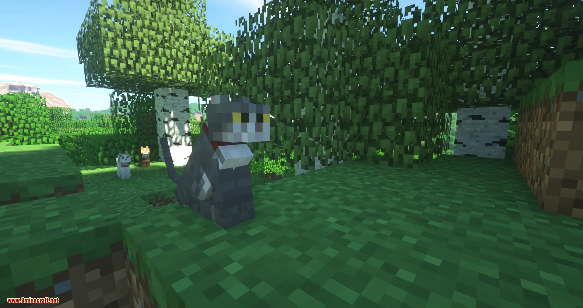Not Enough Cats mod for minecraft 07