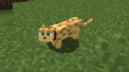 Not Enough Cats mod for minecraft 22