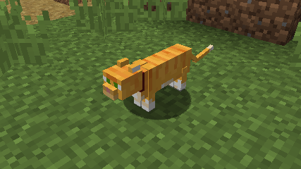 Not Enough Cats mod for minecraft 24