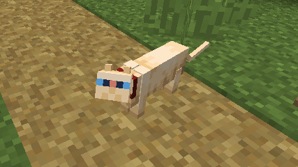 Not Enough Cats mod for minecraft 29