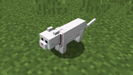 Not Enough Cats mod for minecraft 32