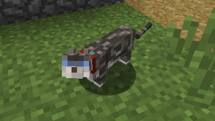 Not Enough Cats mod for minecraft 33