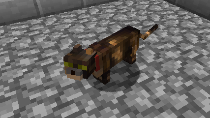 Not Enough Cats mod for minecraft 38