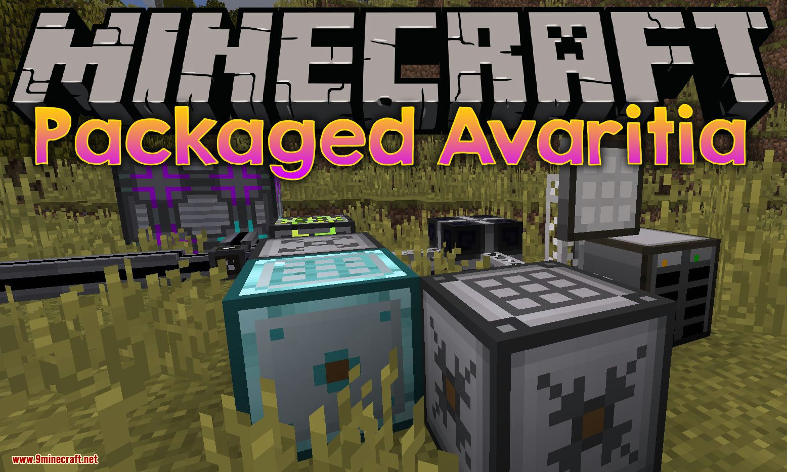Packagedavaritia Mod 1 12 2 Extreme Crafting Packaged 9minecraft Net