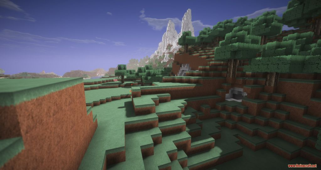 REALPLANET Resource Pack Screenshots 7