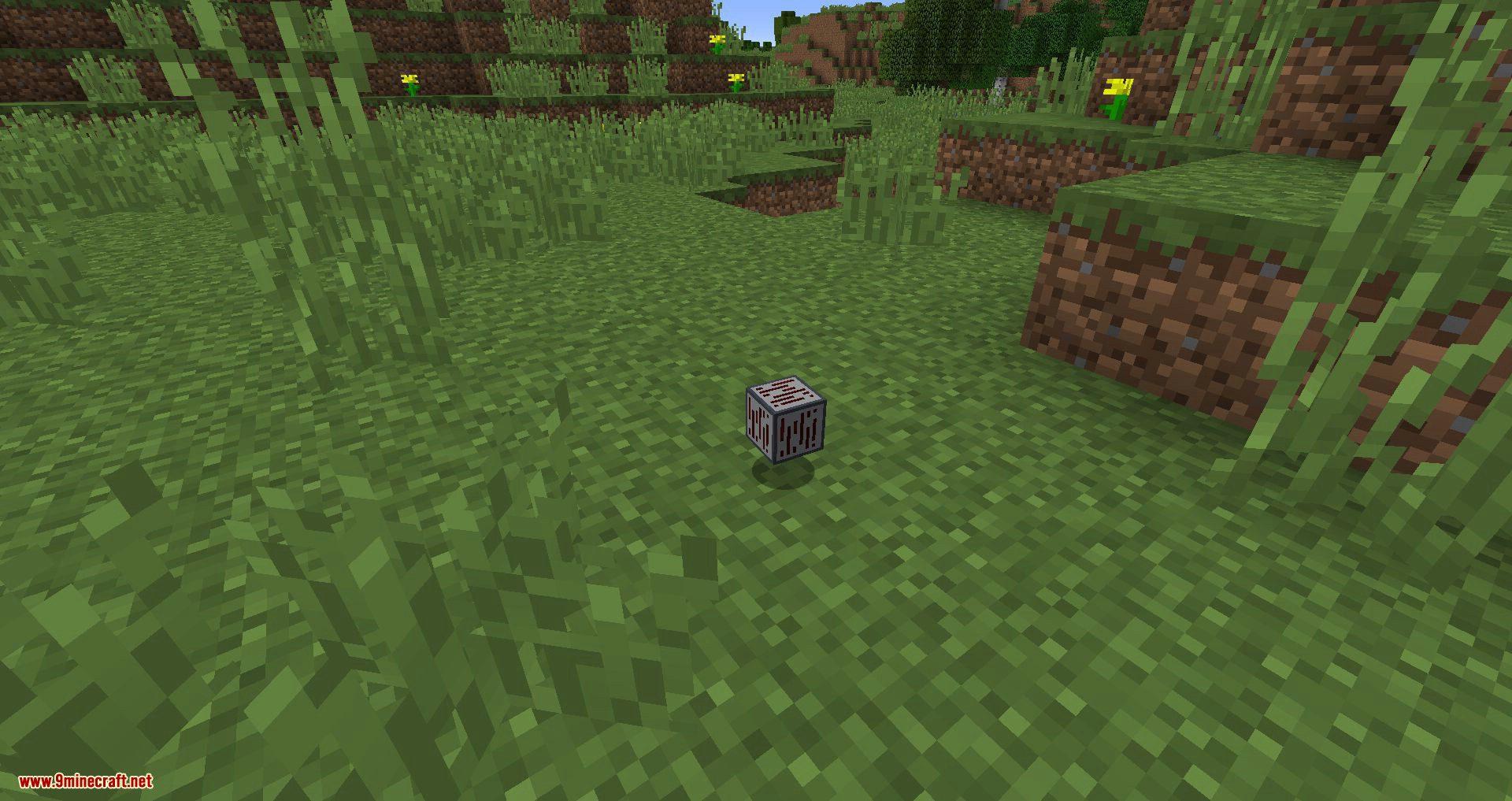 RFTools Power mod for minecraft 01