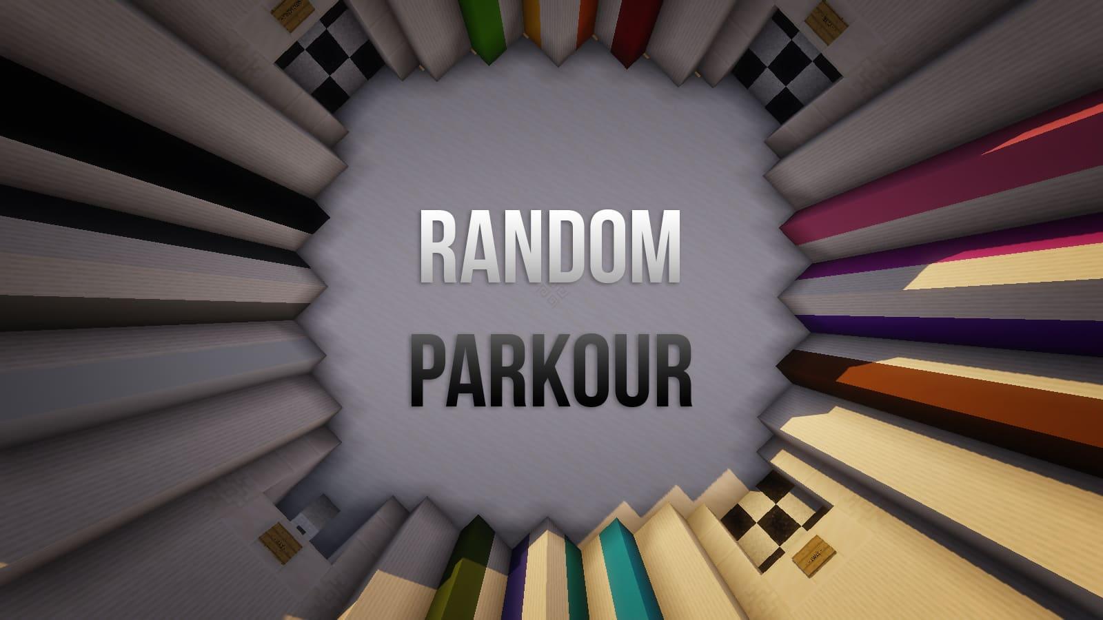 Random Parkour Map Thumbnail