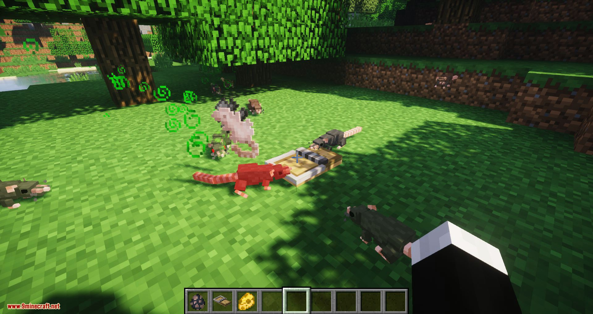 Rats mod for minecraft 03
