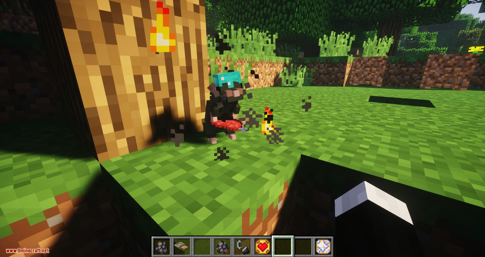 Rats mod for minecraft 17