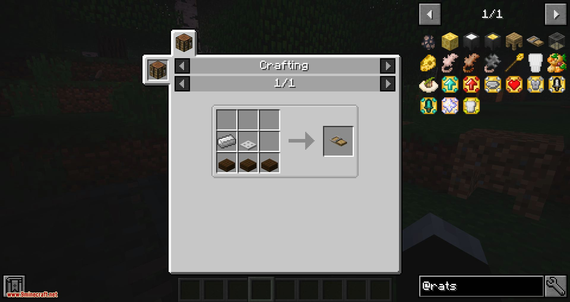 Rats mod for minecraft 22