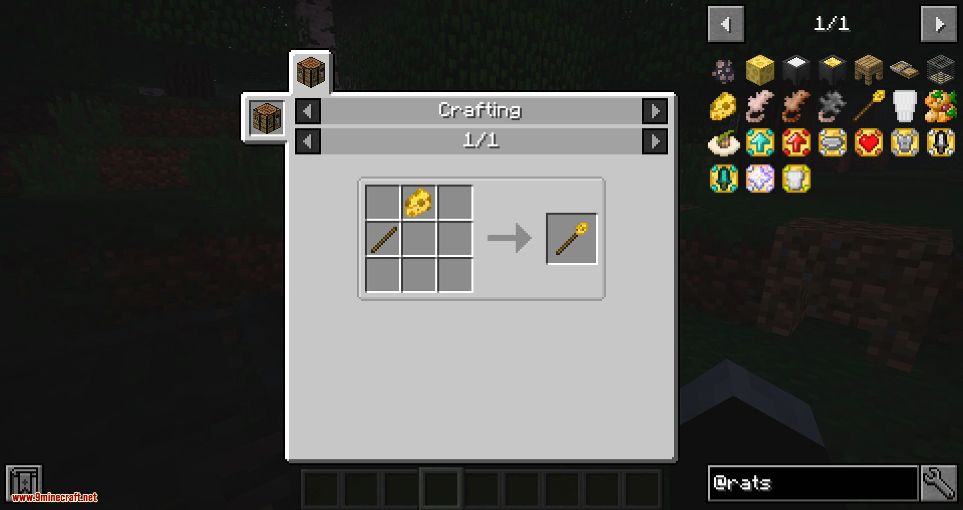 Rats mod for minecraft 24