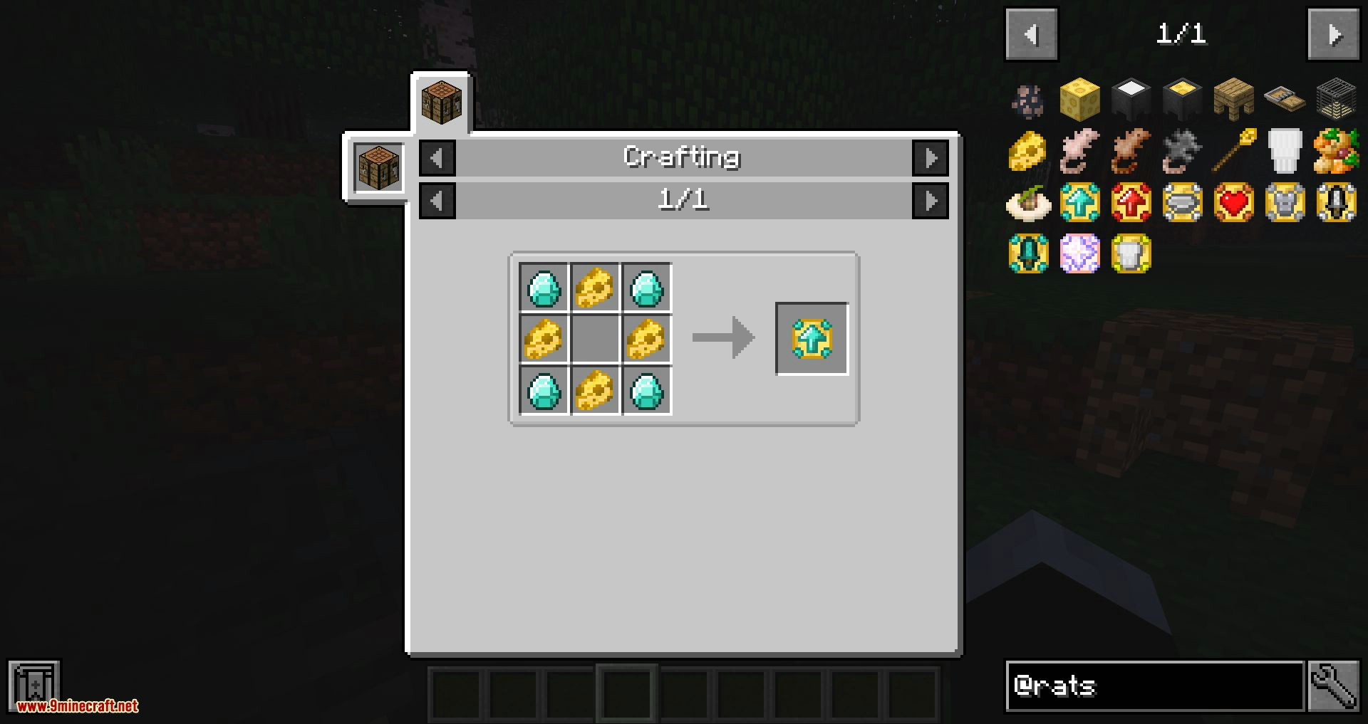 Rats mod for minecraft 25